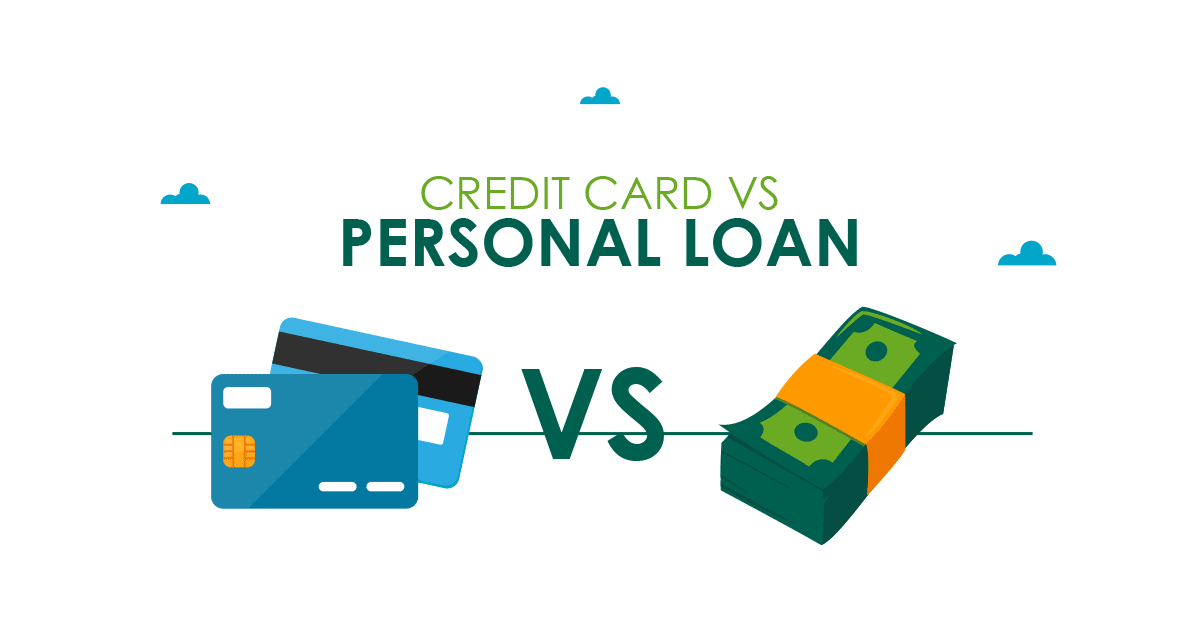 Personal Loan For Credit Card Payment
